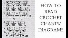 How To Make A Crochet Pattern Chart How To Read Crochet Charts Youtube