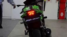 Light Eliminator Kit Ninja 300 Led Integrated Light Amp Fender Eliminator