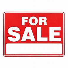 How To Make A For Sale Sign For Sale Plastic Sign 12 Quot X9 Quot S 1 Ebay