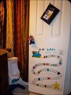 Potty Training Prizes Potty Train Chart Picture Of Himself Inside The Train