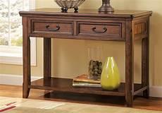 woodboro brown sofa table cincinnati overstock