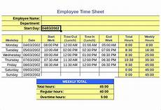 Excel Time Clock Calculator 12 Hourly Timesheet Calculators Sample Templates