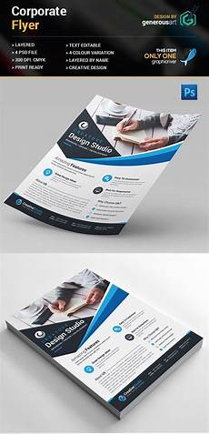 Corporate Flyer Designs 20 Business Flyer Templates With Creative Layout Designs