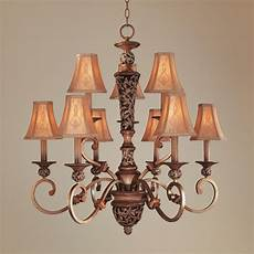 Mcclintock Lighting Mcclintock S Salon Grand Nine Light Chandelier