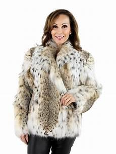 length coats for cats cat lynx fur jacket s m l estate furs