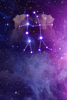 Star Constellation Designs Creative Aesthetic Starry Sky 12 Constellation Gemini