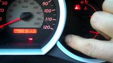 How To Take Off Maintenance Light On Toyota Corolla 2010 How To Reset The Maint Reqd Light On A Toyota Tacoma After