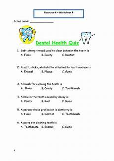 Health And Hygiene Quiz Personal Hygiene Plan And Worksheets Personal Care
