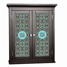 floral cabinet decal large personalized youcustomizeit