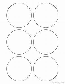 3 Inch Labels Template 3 1 4 Inch Round Labels Inkscissorspaper