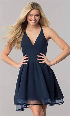 lace racerback homecoming dress promgirl