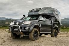 Foster Light Truck Parts The Perfect Off Road Camper Toyota Hilux Expedition V1