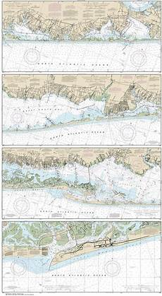 Butler Freeport Trail Mileage Chart Themapstore Noaa Chart 12352 New York Harbor Long