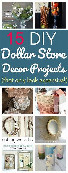 15 diy dollar store decor projects that only look expensive