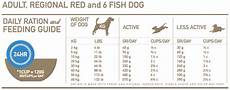 Orijen Dog Food Feeding Chart Orijen Whole Prey Dog Food