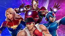 Steam Charts Marvel Infinite Marvel Vs Capcom Infinite Review Ign