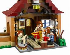 lego harry potter the burrows 4840 potterbricks
