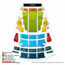 Northern Jubilee Auditorium Seating Chart Southern Alberta Jubilee Auditorium Tickets Southern