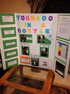 What To Do A Project On Tornado Science Fair Project 2nd Grade Science Fair