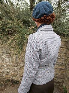 plaid winter coats for 1930s finished 1930s winter plaid jacket vintage gal