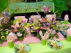 Tinkerbell Themed Birthday Party Ideas Disney Tinker Bell Themed Birthday Party Celebration Idea