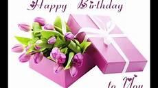 Happy Birthday Image For Her Stevie Wonder Happy Birthday For Her Youtube