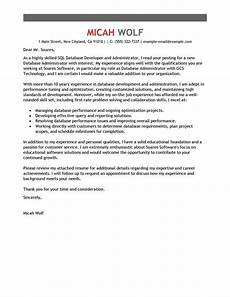 Computer Technician Cover Letter Best Computers Amp Technology Cover Letter Samples Livecareer