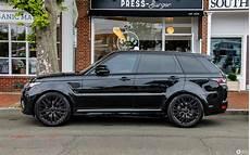 2019 Land Rover Svr by Land Rover Range Rover Sport Svr 13 January 2019
