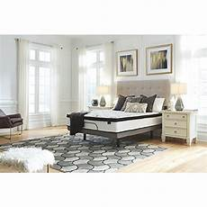 Signature Design By Chime Firm Mattress Signature Design By 12 Inch Chime Express Hybrid