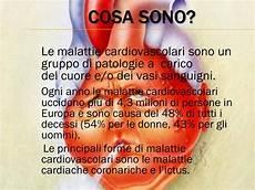 cuore e vasi malattie cardiovascolari ppt scaricare