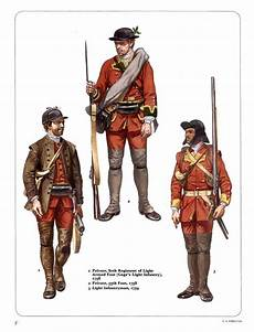 British Light Infantry Regiments British Light Infantry Of The Seven Years War
