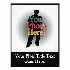 Make Custom Flyers Online Free Create Your Own Custom Personalized Photo Flyer Zazzle