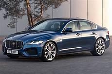 2021 jaguar xf facelift revealed with mild hybrid tech