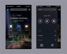 App Ui Free Mobile App Ui Psd Files Graphicsfuel
