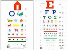 Printable Snellen Eye Chart For Kids Eye Chart Charts And Eyes On Pinterest