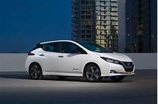 2020 Nissan Leaf by 2020 Nissan Leaf Plus Crosses The 200 Mile Threshold