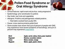 Allergy Syndrome Food Chart Allergy Syndrome Food Chart Food Ideas