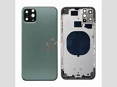 iPhone 11 Pro Max Back Door Glass Housing with Pre