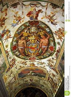 fresco renaissance colorful italian renaissance fresco stock photo image of