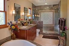 custom bathroom cabinets curved sinks two level