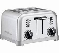 tostapane cuisinart cuisinart cpt180e tostapane a 4 vani per 4 fette in