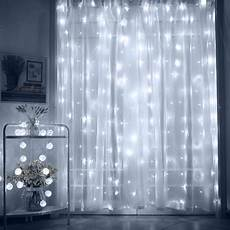 Led Light Curtains Sale Torchstar 9 8ft X 9 8ft Led Curtain Lights Starry