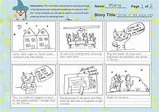 childrens story template imagine forest free storyboard template for kids