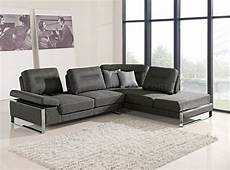 Home Usa Sofa 3d Image by 1372 Sectional Sofa In Gray Fabric By At Home Usa