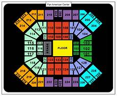 Pan Am Center Las Cruces Seating Chart Trans Siberian Orchestra Pan American Center Nmsu Tickets
