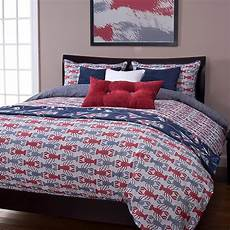 nautical lobster blue bedding set cabin place