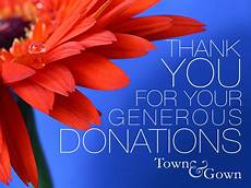 Thank You For Your Generous Donation Donate To Scholarships