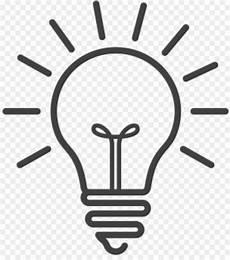 Led Light Bulb Symbol Incandescent Light Bulb Symbol Lamp Point Of Light Png