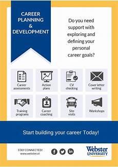 Career Plans Career Planning Amp Development Webster University Leiden