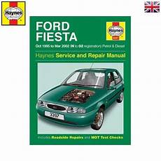 Haynes Technical Guide For Ford Fiesta From 95 To 2001 978